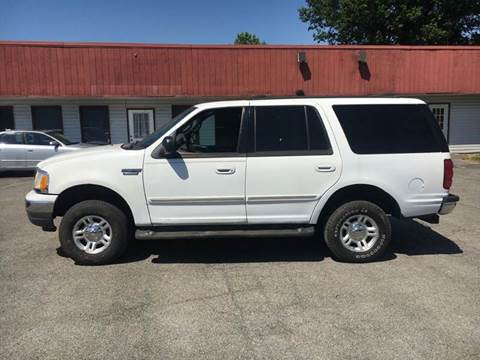 2000 Ford Expedition for sale in Murphysboro, IL