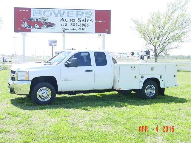 2008 Chevrolet Silverado 3500HD CC