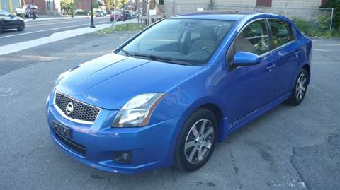 2012 Nissan Sentra for sale in Hartford, CT