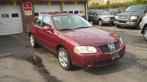 2005 Nissan Sentra for sale in Hartford, CT