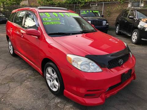 2004 Toyota Matrix for sale in Hartford, CT