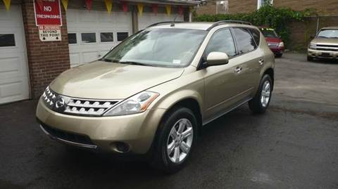 2007 Nissan Murano for sale in Hartford, CT