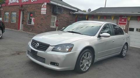 2006 Nissan Altima for sale in Hartford, CT