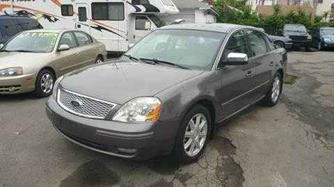 2005 Ford Five Hundred for sale in Hartford, CT