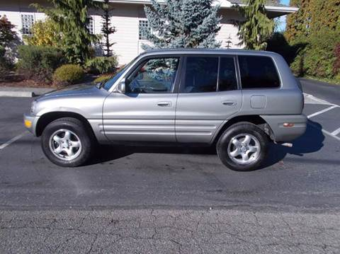 1999 Toyota RAV4 for sale in Bremerton, WA