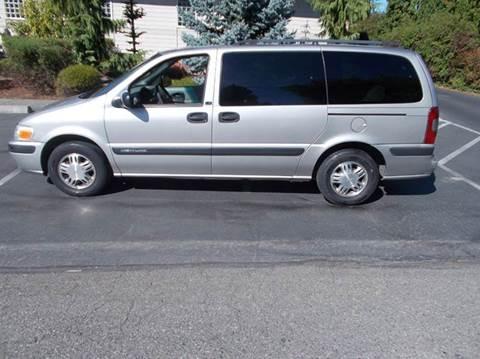 2004 Chevrolet Venture for sale in Bremerton, WA