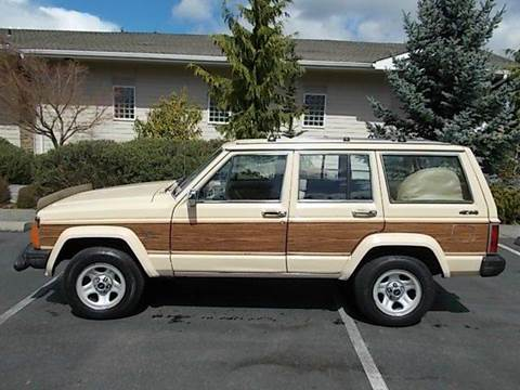 1989 Jeep Wagoneer for sale in Bremerton, WA