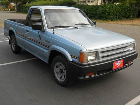 1987 mazda b series pickup for sale. Black Bedroom Furniture Sets. Home Design Ideas