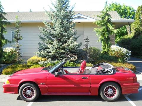 1988 Ford Mustang for sale in Bremerton, WA