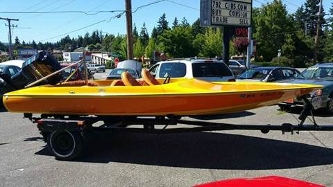 1971 Classic ski boat Tahiti for sale in Bremerton, WA