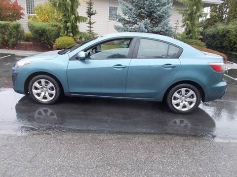 2011 Mazda MAZDA3 for sale in Bremerton, WA