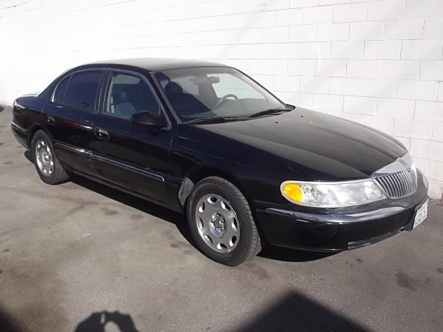 1999 Lincoln Continental for sale in ONTARIO CA