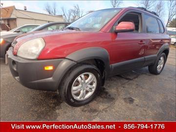 2006 Hyundai Tucson for sale in Vineland, NJ