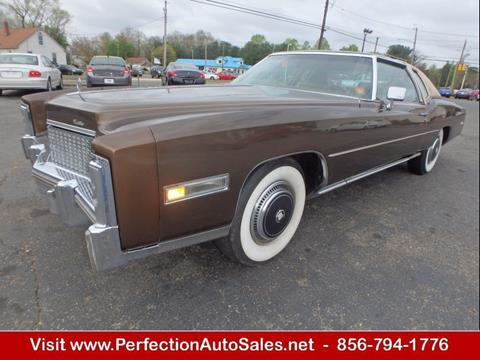 1976 Cadillac Eldorado for sale in Vineland, NJ