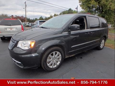 2012 Chrysler Town and Country for sale in Vineland, NJ