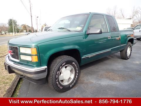 1996 GMC Sierra 1500 for sale in Vineland, NJ