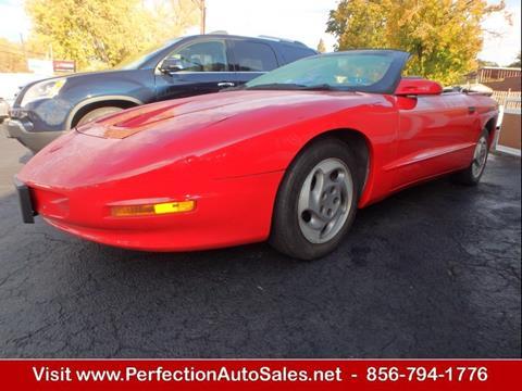1995 Pontiac Firebird for sale in Vineland, NJ