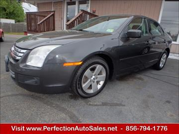 2007 Ford Fusion for sale in Vineland, NJ