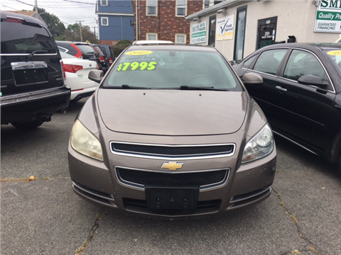 2012 Chevrolet Malibu for sale in Quincy, MA