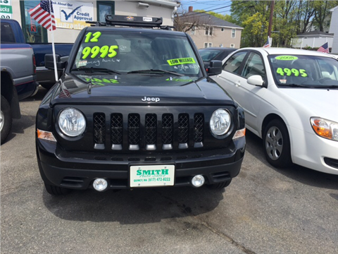 2012 Jeep Patriot for sale in Quincy, MA