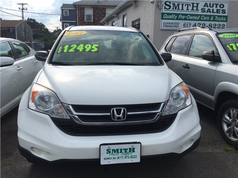 2011 Honda CR-V for sale in Quincy, MA