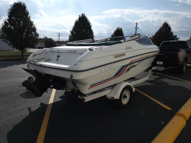 1994 rinker captiva 190 open bow ski boat in mountain home
