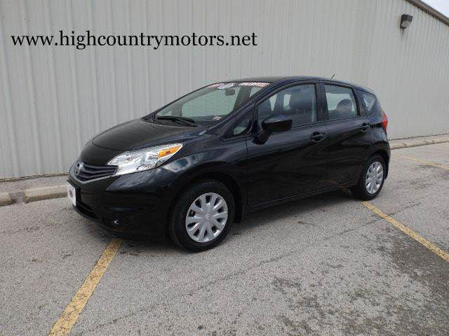 2015 nissan versa note sv 4dr hatchback in mountain home for High country motors mountain home ar
