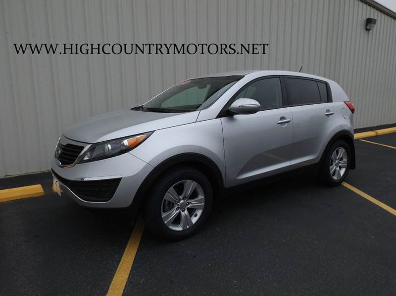 2012 kia sportage lx 4dr suv in mountain home ar high for High country motors mountain home ar