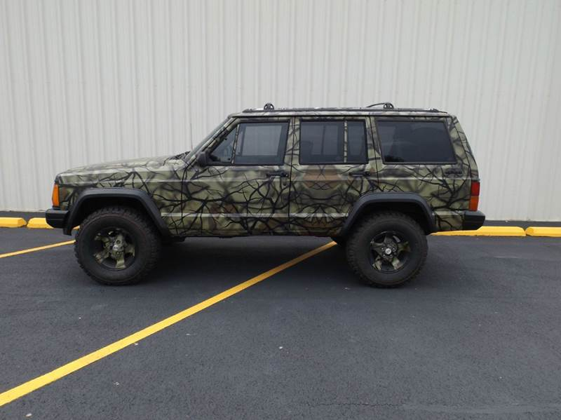 1992 jeep cherokee 4dr laredo 4wd suv in mountain home ar for High country motors mountain home ar