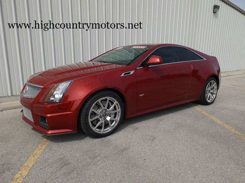 Cadillac cts v for sale in el paso tx for High country motors mountain home ar