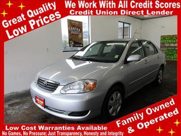 2008 Toyota Corolla for sale in Lynnwood, WA
