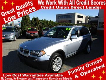 2005 BMW X3 for sale in Lynnwood, WA