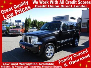 2008 Jeep Liberty for sale in Lynnwood, WA