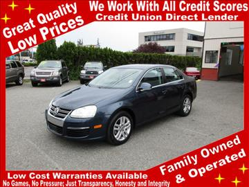2007 Volkswagen Jetta for sale in Lynnwood, WA