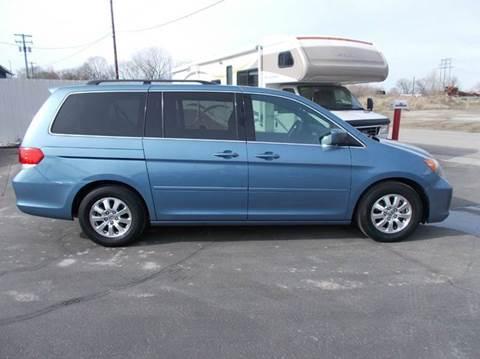 2008 Honda Odyssey for sale in Springville, UT