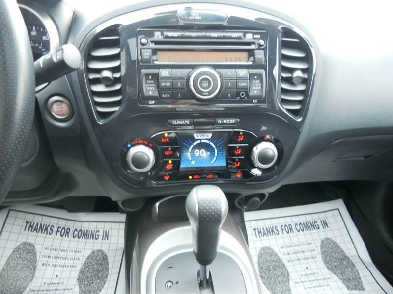 2011 Nissan JUKE AWD SV 4dr Crossover - Manistee MI