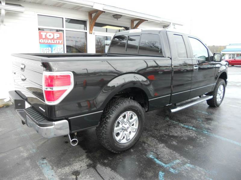 2014 Ford F-150 4x4 XLT 4dr SuperCab Styleside 6.5 ft. SB - Manistee MI