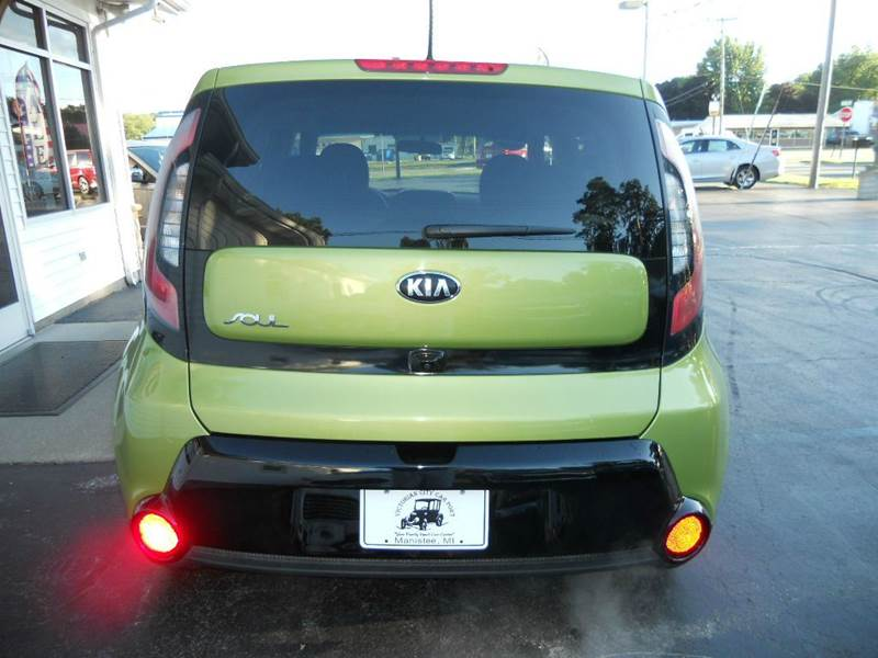 2016 Kia Soul + 4dr Wagon - Manistee MI