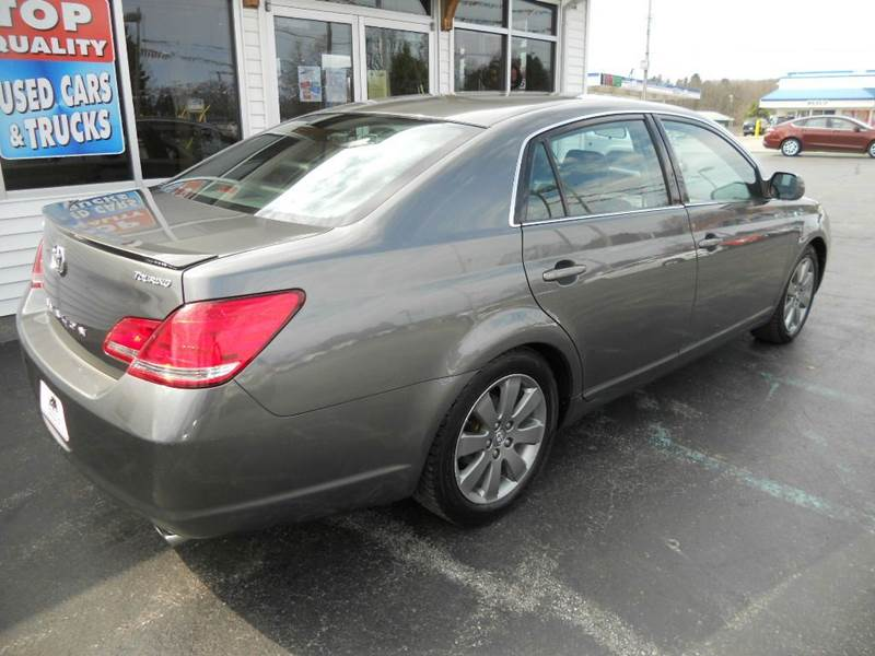 2007 Toyota Avalon Touring 4dr Sedan - Manistee MI