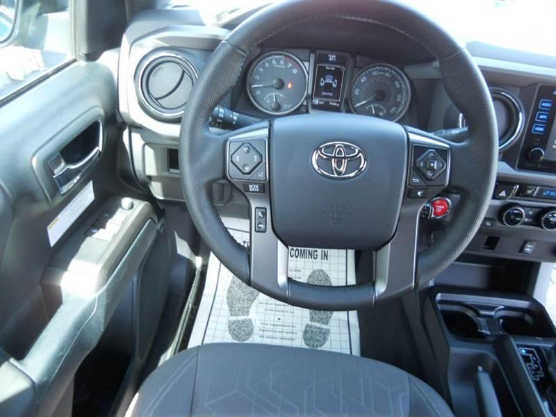 2016 Toyota Tacoma 4x4 TRD Off-Road 4dr Access Cab 6.1 ft SB - Manistee MI