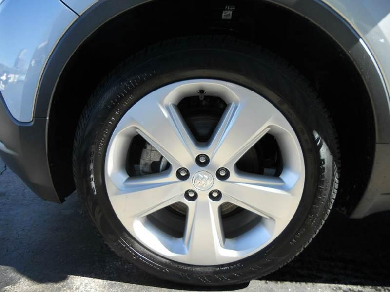 2015 Buick Encore Convenience 4dr Crossover - Manistee MI