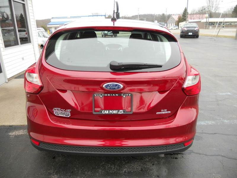 2014 Ford Focus SE 4dr Hatchback - Manistee MI