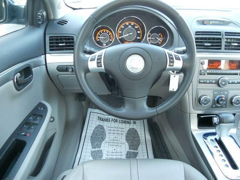 2008 Saturn Aura XE 4dr Sedan V6 - Manistee MI