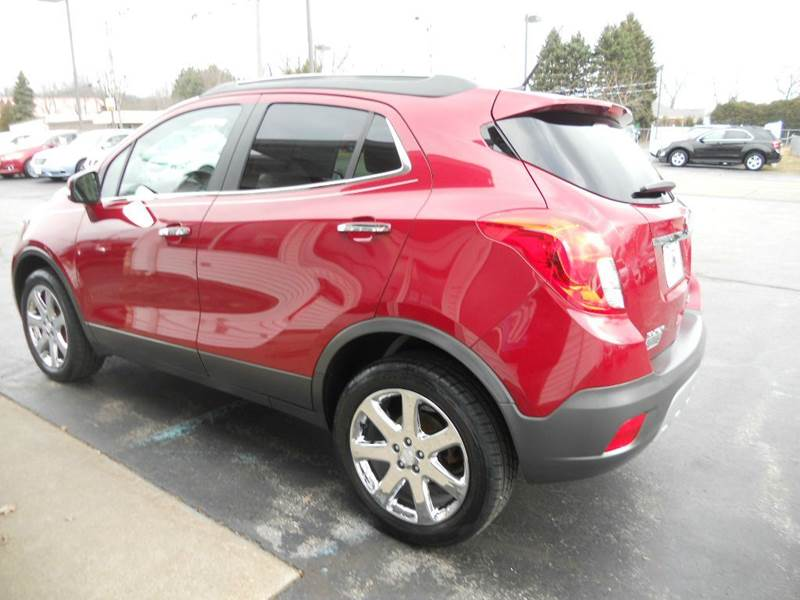 2014 Buick Encore AWD Leather 4dr Crossover - Manistee MI
