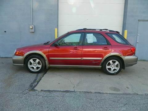 2002 Subaru Impreza for sale in Eastlake, OH