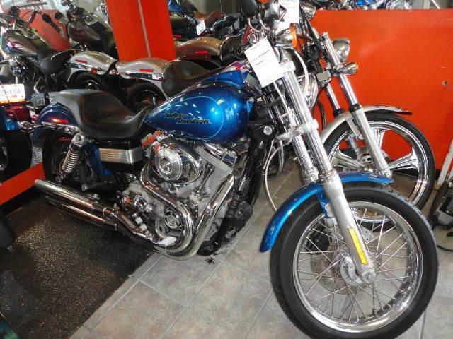 2006 Harley-Davidson FXDCI