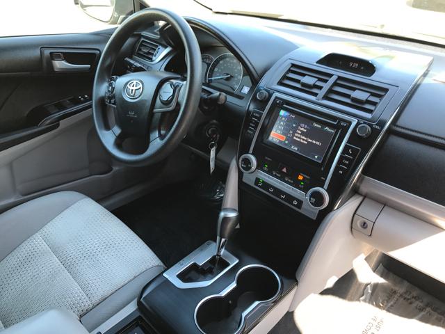 2012 Toyota Camry LE 4dr Sedan - Modesto CA