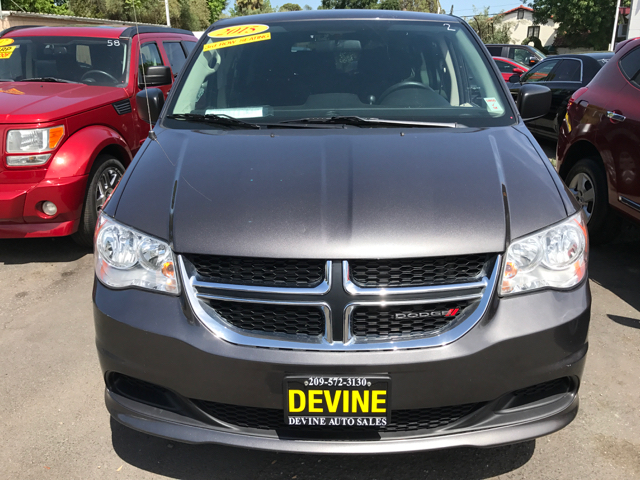 2015 Dodge Grand Caravan SE 4dr Mini-Van - Modesto CA