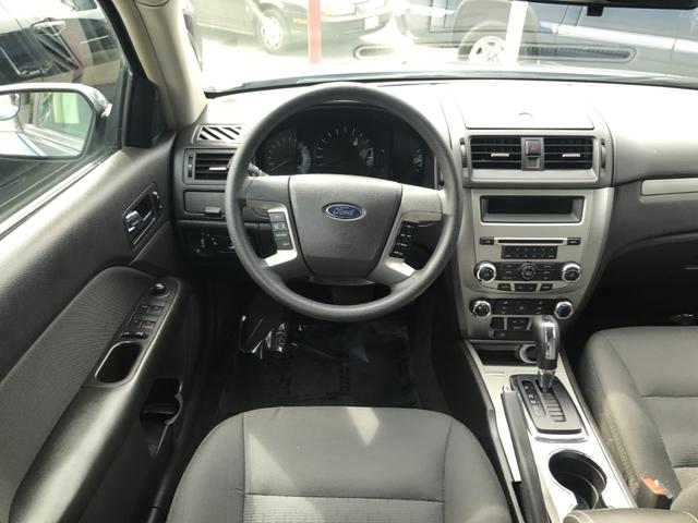2012 Ford Fusion SE 4dr Sedan - Modesto CA