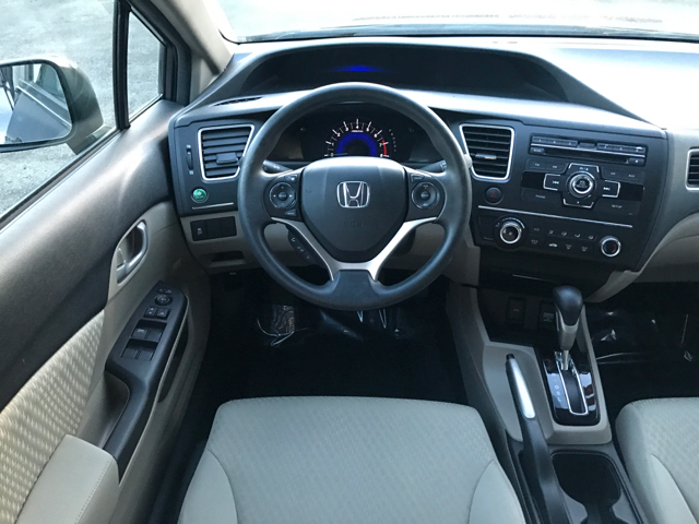2014 Honda Civic LX 4dr Sedan CVT - Modesto CA